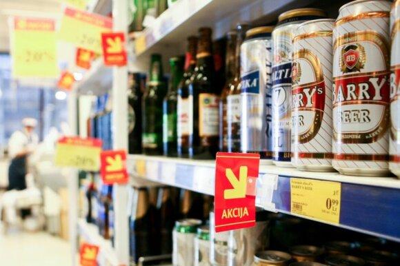 Kare su alkoholiu svarbiausias taikinys buvo paslėptas