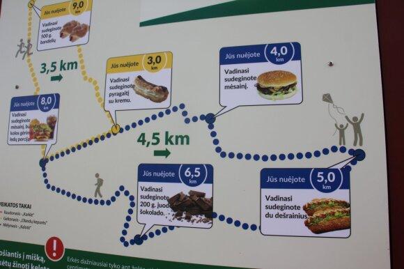 Pajūryje atidaromi nauji pėsčiųjų takai: kilometrai skaičiuojami ledų ir cepelinų kalorijomis