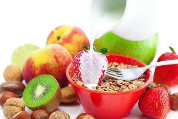 Jei jau pasmerkėme cukrų, nereikėtų pamiršti ir natūraliai vaisiuose esančio cukraus