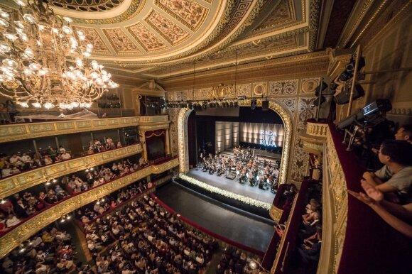 Penki pasaulinio lygio koncertai pradėjo Rygos Jūrmalos muzikos festivalį