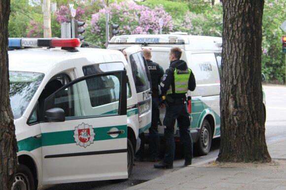 Kraupus radinys Vilniuje: kraujo klane aptiktas negyvas vyras, įtariamasis jau pareigūnų rankose