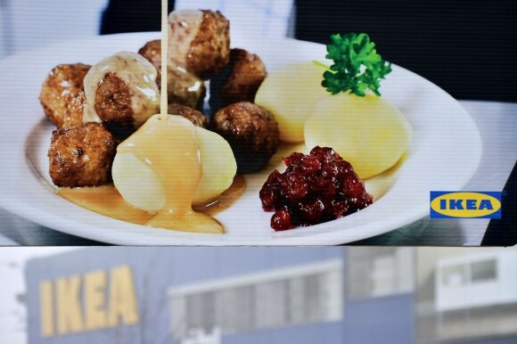 Ikea kukuliai