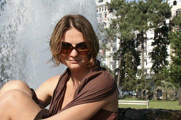 Aneta Anra: Gruzijoje maniakiškai siekiama grožio: priimti svečius privaloma gražiai, rengtis gražiai, gražiai juokauti, gražiai gaminti.