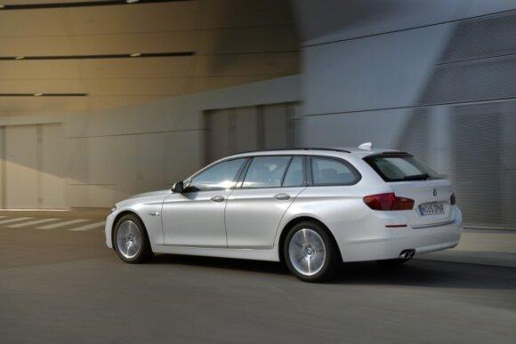 BMW 520d Touring universalas