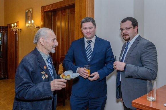 Rinkėjų sprendimas Klaipėdoje: priesaiką sulaužęs Titovas grįžta į miesto tarybą
