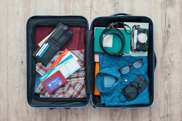 Įvardijo svarbiausią kelionės daiktą – kai kuriose šalyse jo gali net nepavykti nusipirkti
