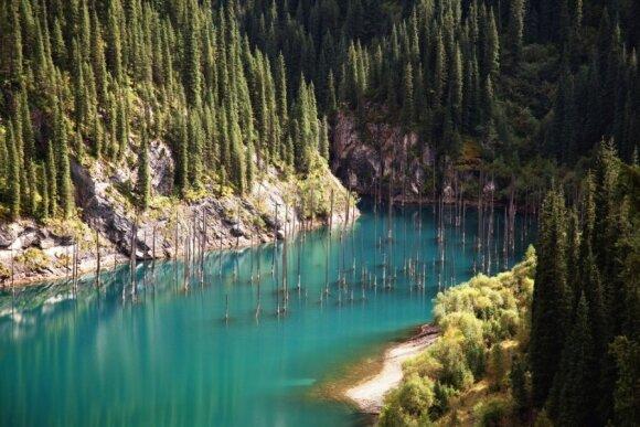 Įdomiausi vandens telkiniai pasaulyje
