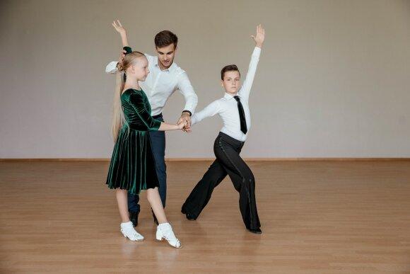 Sportiniai šokiai
