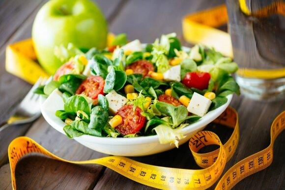 Vaisių ir daržovių paslaptis: kiek iš tiesų jų turime suvalgyti?