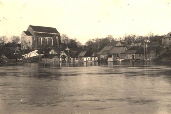 Potvynis 1924 m.