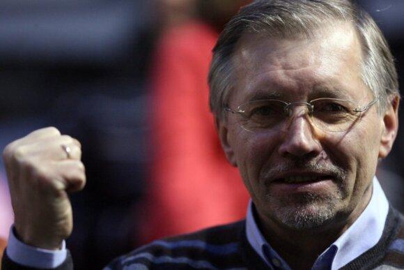 Gediminas Kirkilas, 2010 m. kovo 7 d.