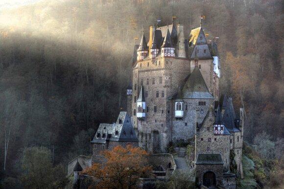 Viduramžių pilis