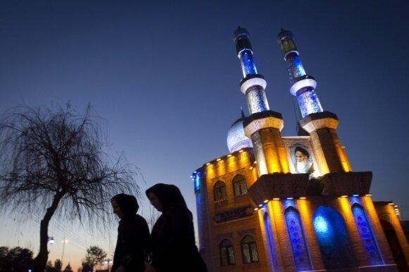 Iranas, mečetė