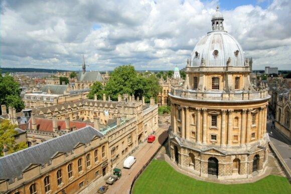 Oksfordas, Jungtinė Karalystė