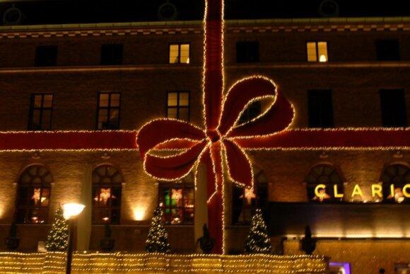 Kaip Kalėdų laukia Švedijoje: mugės, gardėsiai ir šv. Liucijos diena
