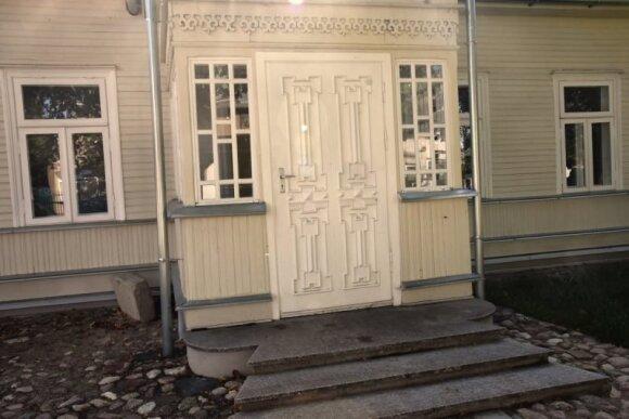 Marijampolėje duris atvers restauruotas tarpukario laikotarpio advokatų Bulotų namas