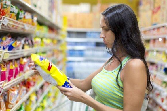 """""""Šykštuolis moka du kartus,"""" – prisiminkite šį aforizmą, kai parduotuvėje skaitysite maisto prekių etiketes"""