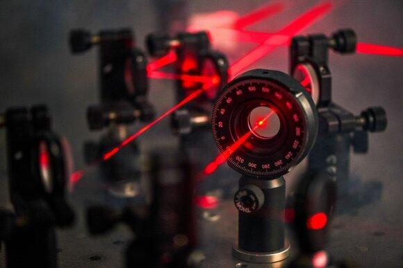 """Какие """"цеппелины"""" готовят в умном лазерном секторе Литвы?"""