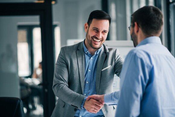 Įvardijo, kokio amžiaus žmonės sukuria sėkmingiausius verslus