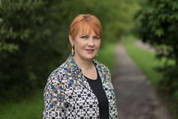 Marija Jasinskienė