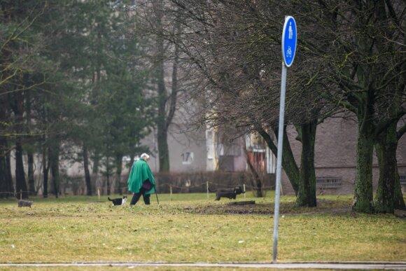 Kauno mikrorajonai