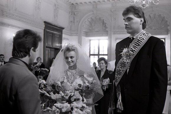 Arvydas Sabonis ir Ingrida Sabonienė / Foto: Edmundas Katinas