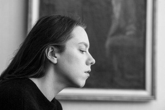 """""""Sieros magnolijos"""" skaitymą režisavusi Eglė Švedkauskaitė"""
