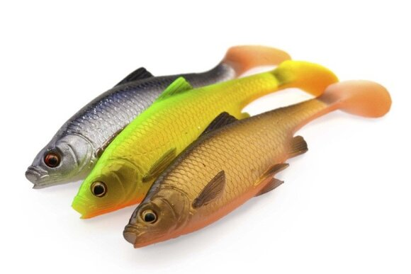 3D Roach Paddle Tail