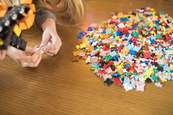 Šiuolaikinių vaikų žaislai: ar lėlę Barbę pakeis iPAD?