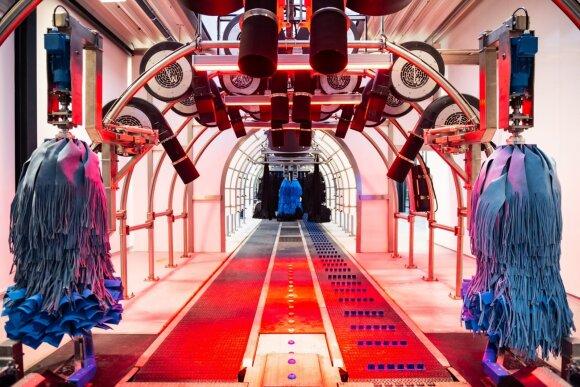 Vilniuje atidaryta dar viena tunelinė plovykla: technologiškai moderniausia šalyje