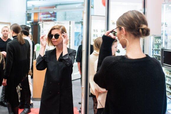Verslininkė Patricija Gadžijeva: akiniai nuo saulės man primena, kad dažniau ilsėčiausi