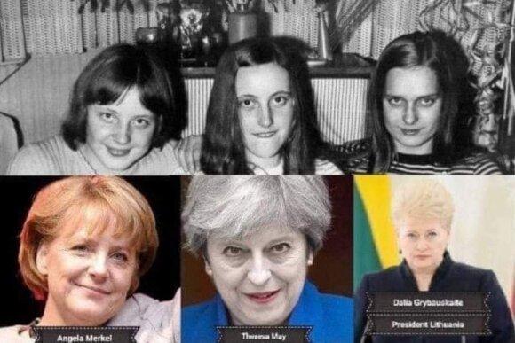 Karantino priešininkas susiejo Hitlerį, Obamą, Merkel, May ir Grybauskaitę: dalijasi šimtai
