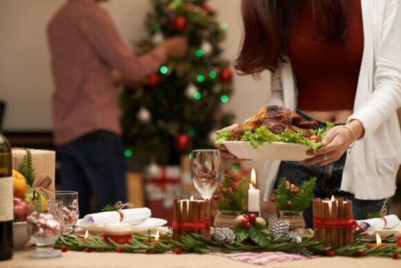 Kalėdos su šeima