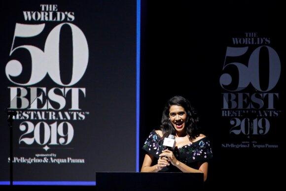50-ies geriausių pasaulio restoranų apdovanojimai