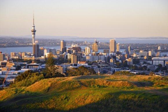 Oklendas, Naujoji Zelandija