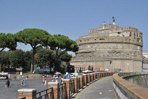 Romoje gyvenanti Eglė: žavėkitės amžinuoju miestu, bet išlikite budrūs