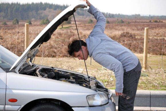 Ką turite padaryti, kad po automobilio remonto susigrąžintumėte mokesčius