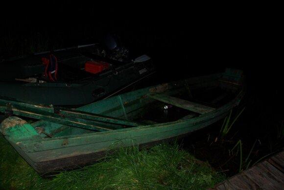 Brakonierių valtis