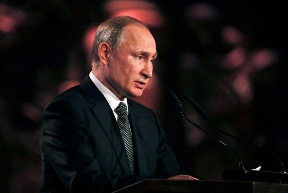Rusijos ekspertas: nuo vegetariškų bandymų Putinas pereis prie rimtesnių