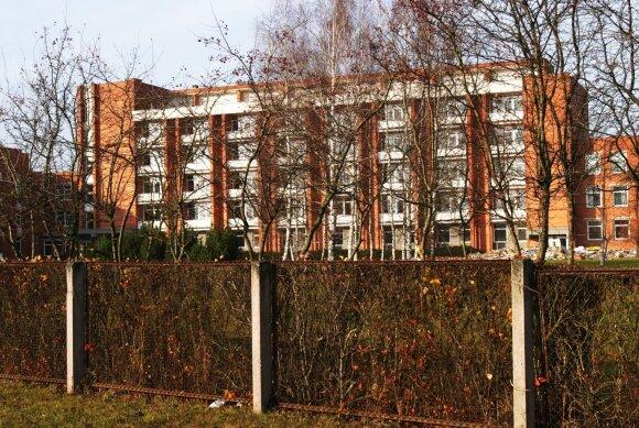 Kupiškio ligoninė.