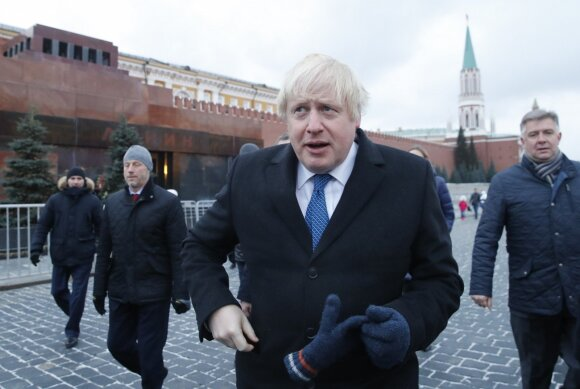 Borisas Johnsonas