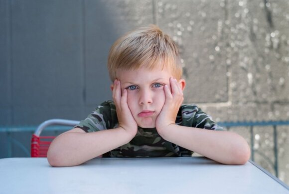Vaikas nenori eiti į darželį: pataria psichologė