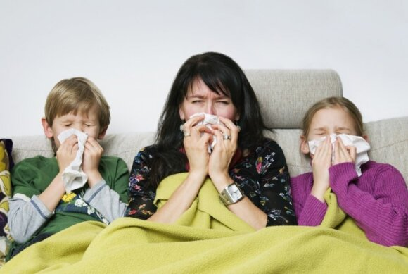 11 veiksmingų priemonių nuo peršalimo, kurias žinojo jau mūsų močiutės