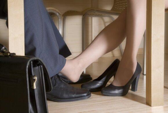 Nuolatinės vedusio kolegos priekabės ilgam apkartino darbą