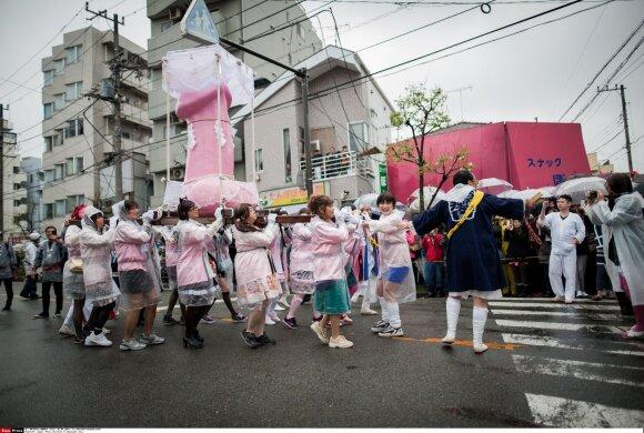 Kanamara Matsuri festivalis