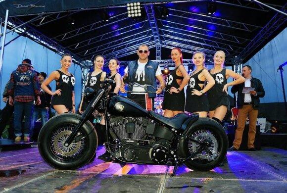 Public's Best – Harley Davidson. Autorius Hells Angels, Kaunas