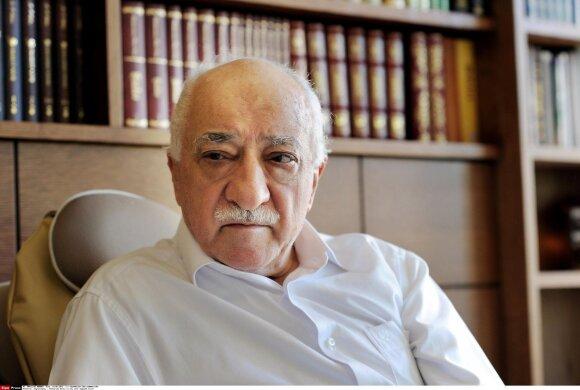 Fethullah Gülenas