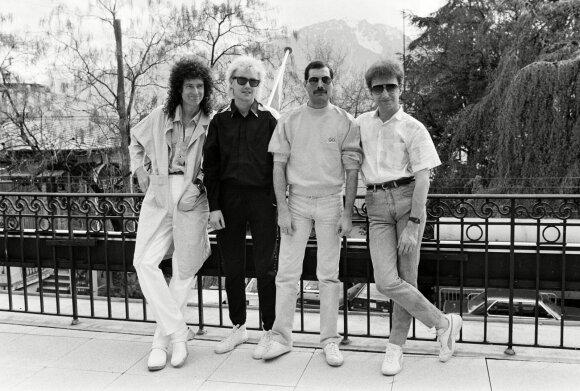 Daug metų neviešinta Freddie Mercury paslaptis: čia sukūrė paskutines dainas ir pasitiko mirtį