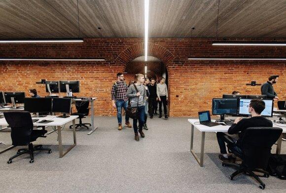 Devbridge Group ofisas Kaune