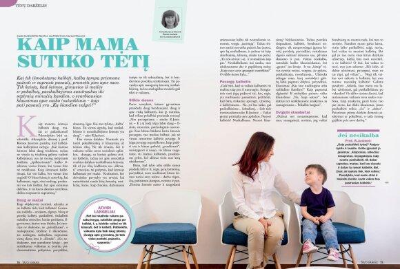 Dainininkė Augustė Vedrickaitė: gyvybę už jį atiduočiau!
